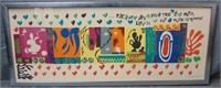 Henri Matisse Color Print, 101 Nights, Juin 50