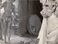 James Montgomery Flagg, Illustration Painting