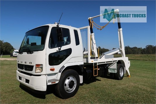 2013 Fuso Fighter 1627 FM Midcoast Trucks - Trucks for Sale