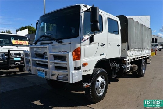 2012 Hino 500 Series 1322 GT - Trucks for Sale
