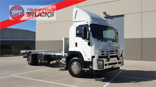 2015 Isuzu FVD 1000 Trade Price Trucks  - Trucks for Sale