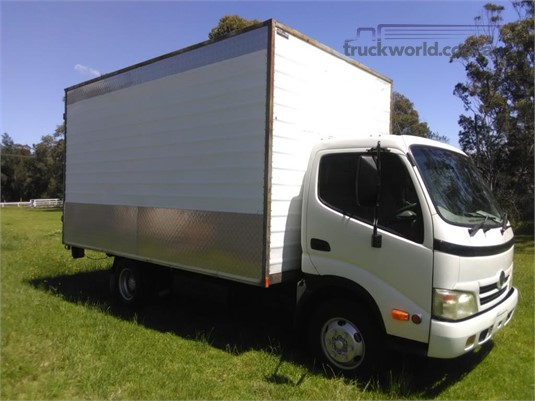 2008 Hino 300 Series 716 Hills Truck Sales - Wrecking for Sale
