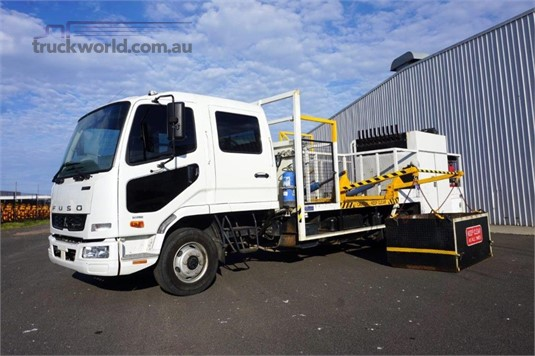 2012 Mitsubishi Fighter 1024 - Trucks for Sale