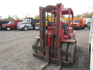 HYSTER FORKLIFT Other Auction Results - 4 Listings ... on