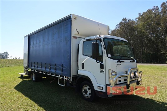 2015 Isuzu FRD 500 X Long Used Isuzu Trucks - Trucks for Sale