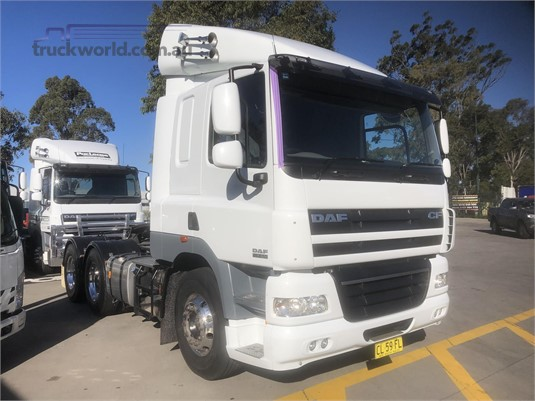 2017 DAF CF85 - Trucks for Sale