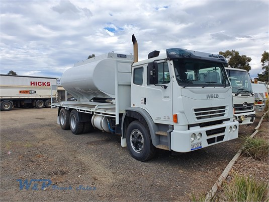 2008 Iveco Acco 2350G W & P Truck Sales - Trucks for Sale