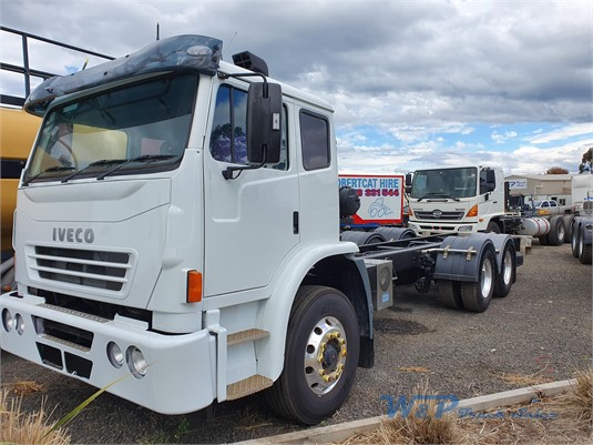 2010 Iveco Acco 2350G W & P Truck Sales - Trucks for Sale