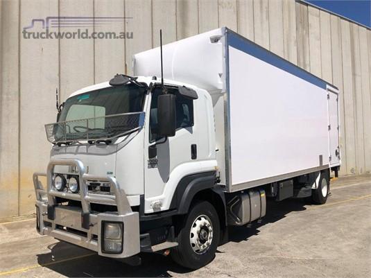 2012 Isuzu FXD 1000 Long - Trucks for Sale