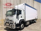 2012 Isuzu FXD 1000 Long Cab Chassis