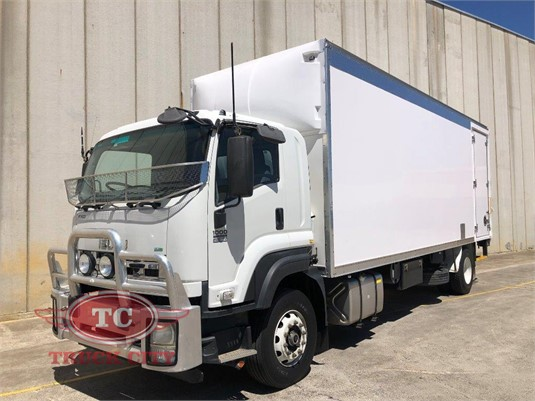 2012 Isuzu FXD 1000 Long Truck City - Trucks for Sale