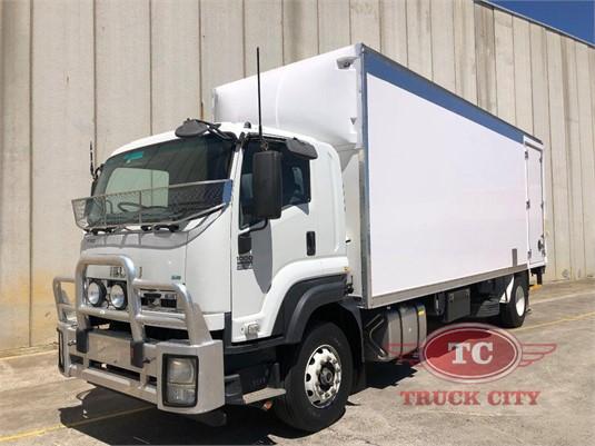 2012 Isuzu FXD 1000 Long Truck City  - Trucks for Sale