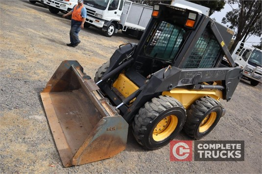 2003 New Holland LS170 Complete Trucks Pty Ltd - Heavy Machinery for Sale