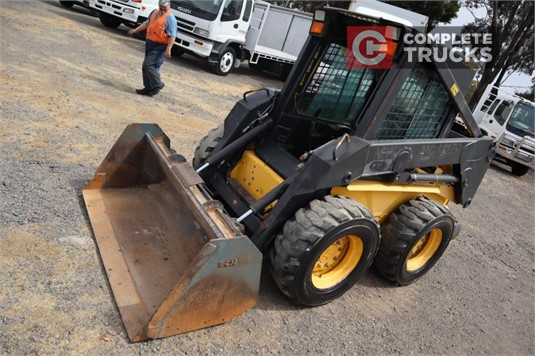 2003 New Holland LS170 Complete Equipment Sales Pty Ltd  - Heavy Machinery for Sale