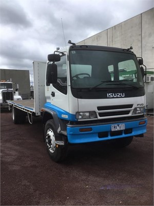 2005 Isuzu FVD 950 Hume Highway Truck Sales  - Trucks for Sale