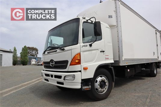 2006 Hino FG Complete Equipment Sales Pty Ltd - Trucks for Sale