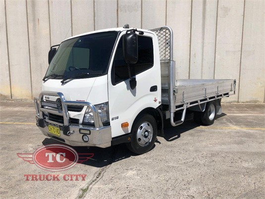 2016 Hino 300 Series 616 Auto Truck City - Trucks for Sale