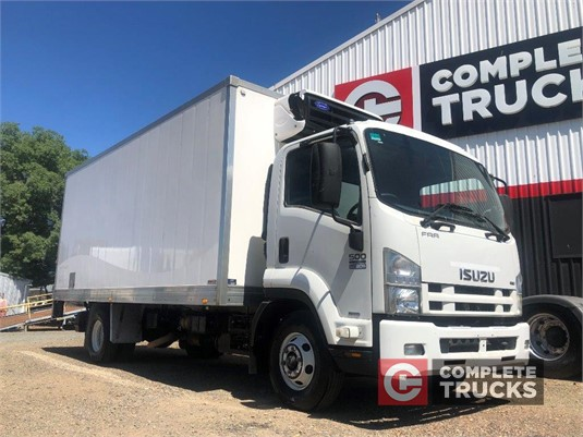 2008 Isuzu FRR 500 Complete Equipment Sales Pty Ltd - Trucks for Sale