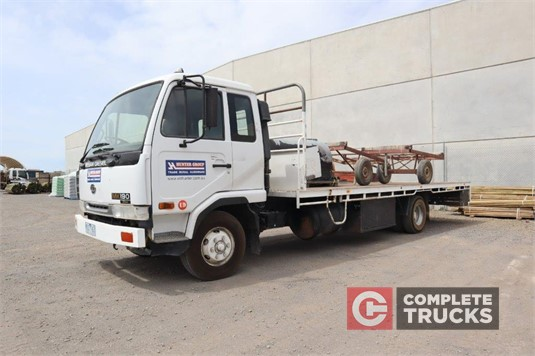 2002 UD MK190 Complete Equipment Sales Pty Ltd - Trucks for Sale