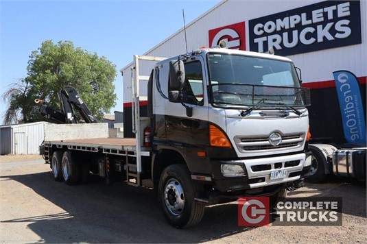 2009 Hino FM Complete Equipment Sales Pty Ltd - Trucks for Sale