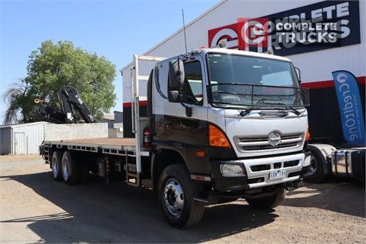 2009 Hino FM Complete Trucks Pty Ltd - Trucks for Sale