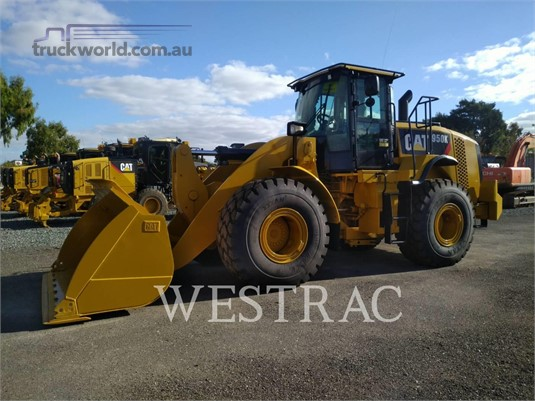 2014 Caterpillar 950K - Heavy Machinery for Sale