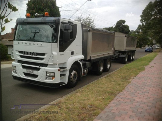 2012 Iveco STRALIS 450 - Trucks for Sale