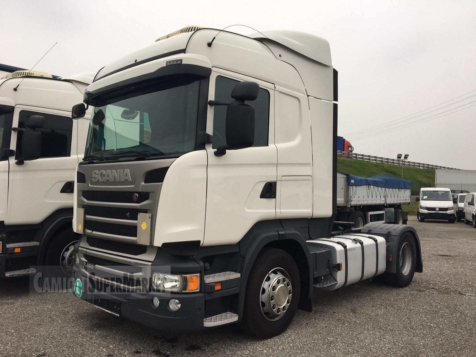 Scania R450 Uzywany 2015