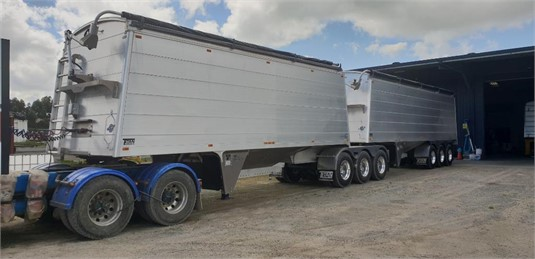 2019 Thinwall Trailers 3-TW - Trailers for Sale