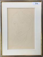 Henri Matisse - Poemes De Charles D'Orleans.