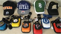 SPORTS CAPS AND PHONE CASES