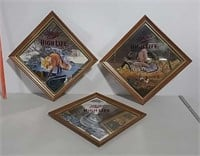 599 - Online Only- Beer steins, framed prints and others