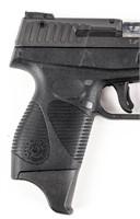 Gun Taurus 709 Slim Semi-Auto Pistol in 9MM