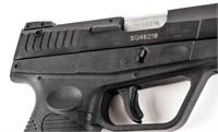 Gun Taurus 740 Slim Semi Auto Pistol in 40 SW