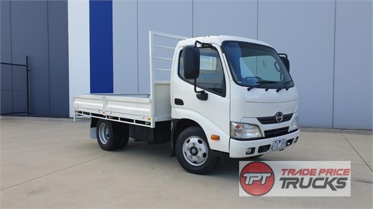 2014 Hino 300 Series 616 Auto Trade Price Trucks  - Trucks for Sale
