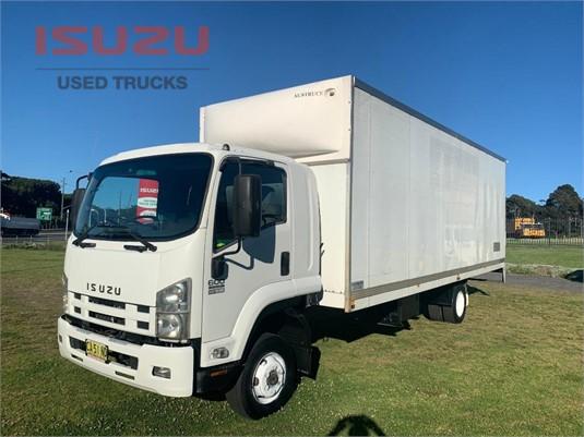 2009 Isuzu FRR 600 XLong Used Isuzu Trucks - Trucks for Sale