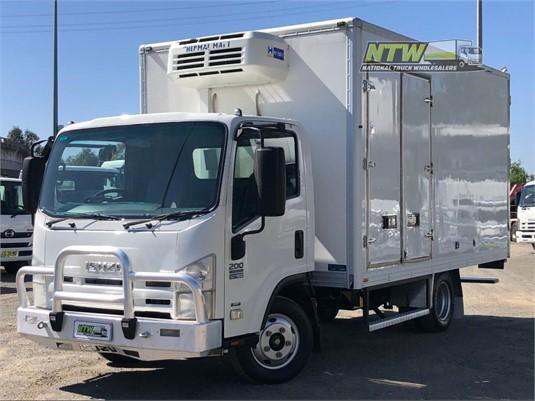 2009 Isuzu NNR 200 National Truck Wholesalers Pty Ltd - Trucks for Sale