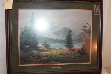 Dalhart Windberg Majestic Highlands Signed Other Items For