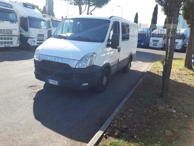 Iveco DAILY 35S17 used 2014