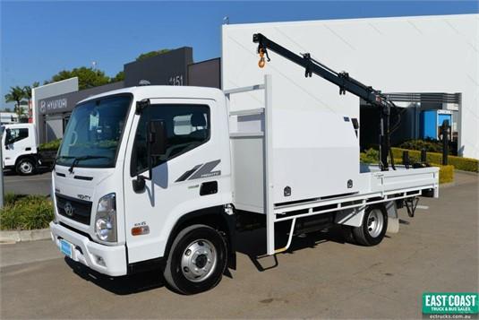 2018 Hyundai Mighty EX6 MWB - Trucks for Sale