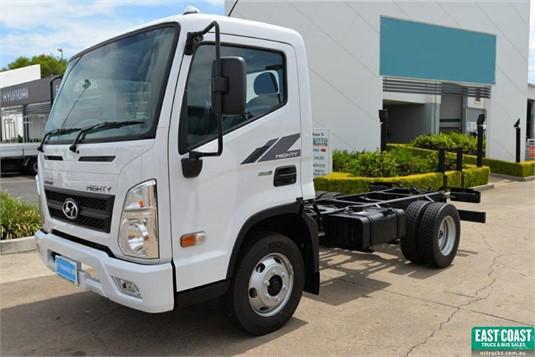 2019 Hyundai Mighty EX4 SWB - Trucks for Sale