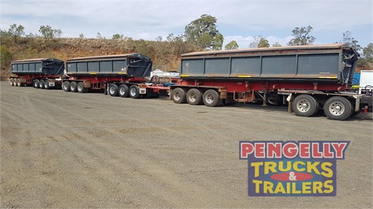 Tristar Tipper Trailer Pengelly Truck & Trailer Sales & Service  - Trailers for Sale