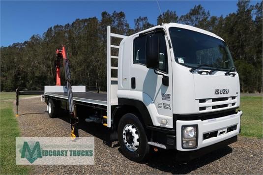 2009 Isuzu FVR1000 Midcoast Trucks - Trucks for Sale
