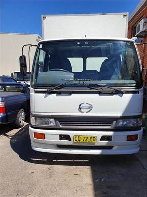 2000 Hino FD - Trucks for Sale