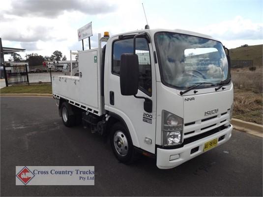 2008 Isuzu NNR200 Cross Country Trucks Pty Ltd - Trucks for Sale