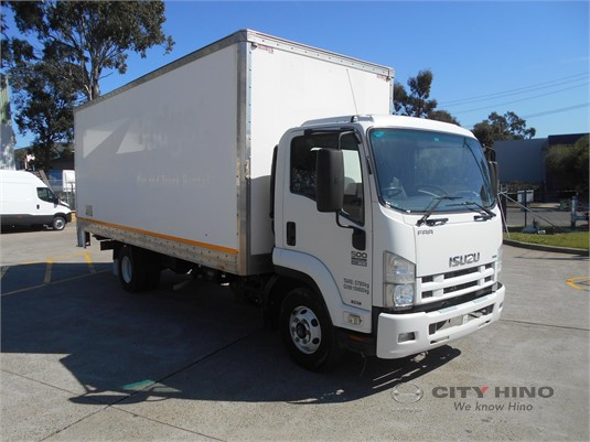 2012 Isuzu FRR City Hino - Trucks for Sale