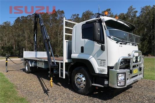 2016 Isuzu FVD 165 300 Used Isuzu Trucks - Trucks for Sale