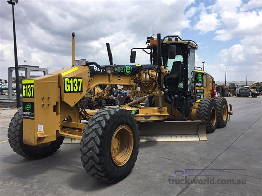 2012 Caterpillar 140M - Heavy Machinery for Sale
