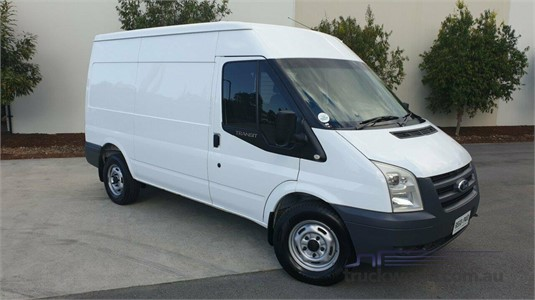 2010 Ford Transit Vm Mid Roof Mwb - Light Commercial for Sale