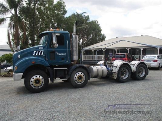 2009 Mack Metro Liner 8x4 Rocklea Truck Sales - Trucks for Sale